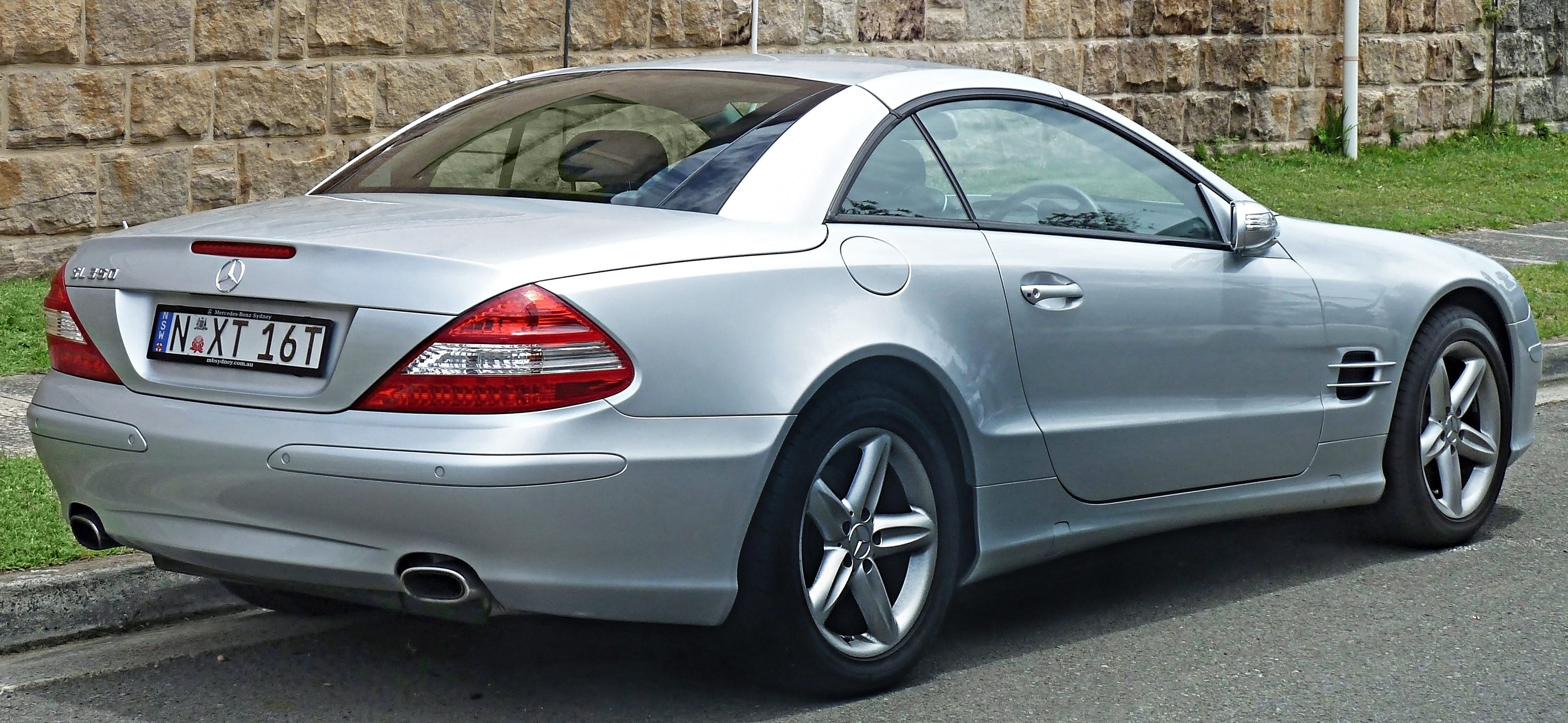 2006 Mercedes-Benz SL #15
