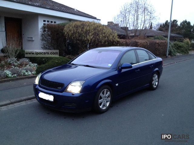 2003 Opel Vectra Photos Informations Articles