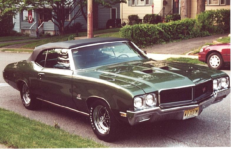 1974 Buick GS #6