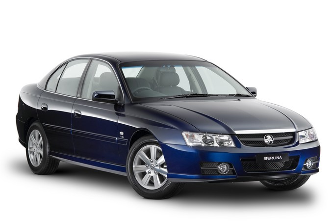 2004 Holden Berlina #6