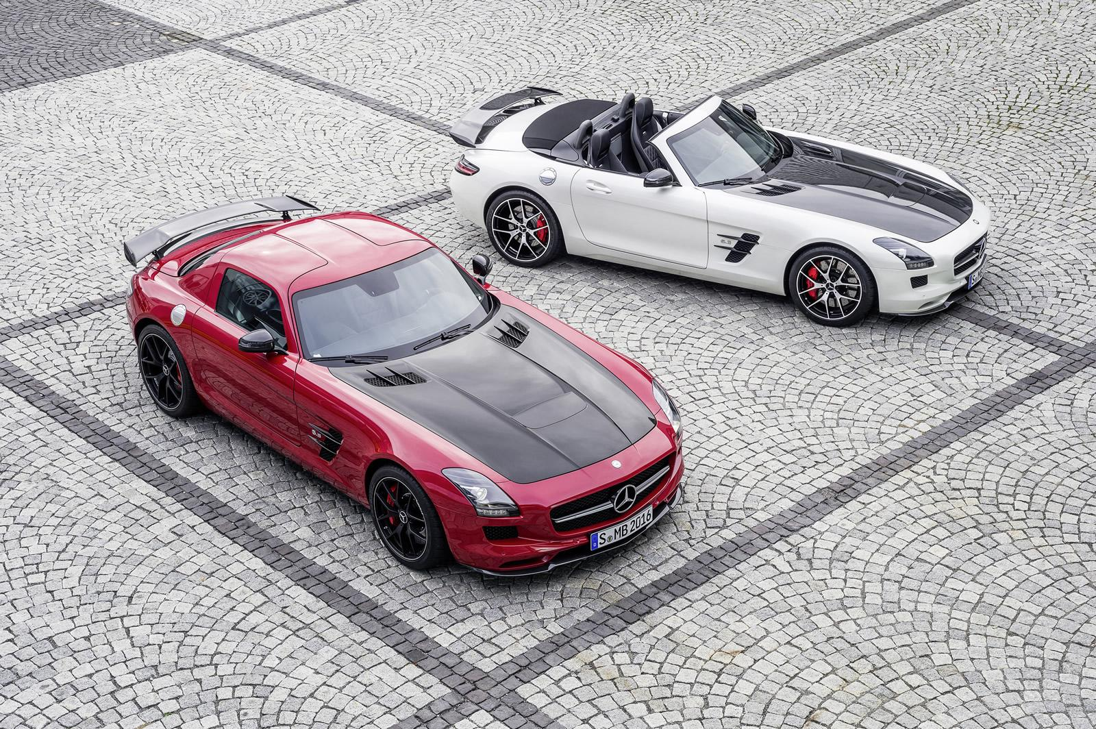 Mercedes-Benz Sls Amg Gt Final Edition #13