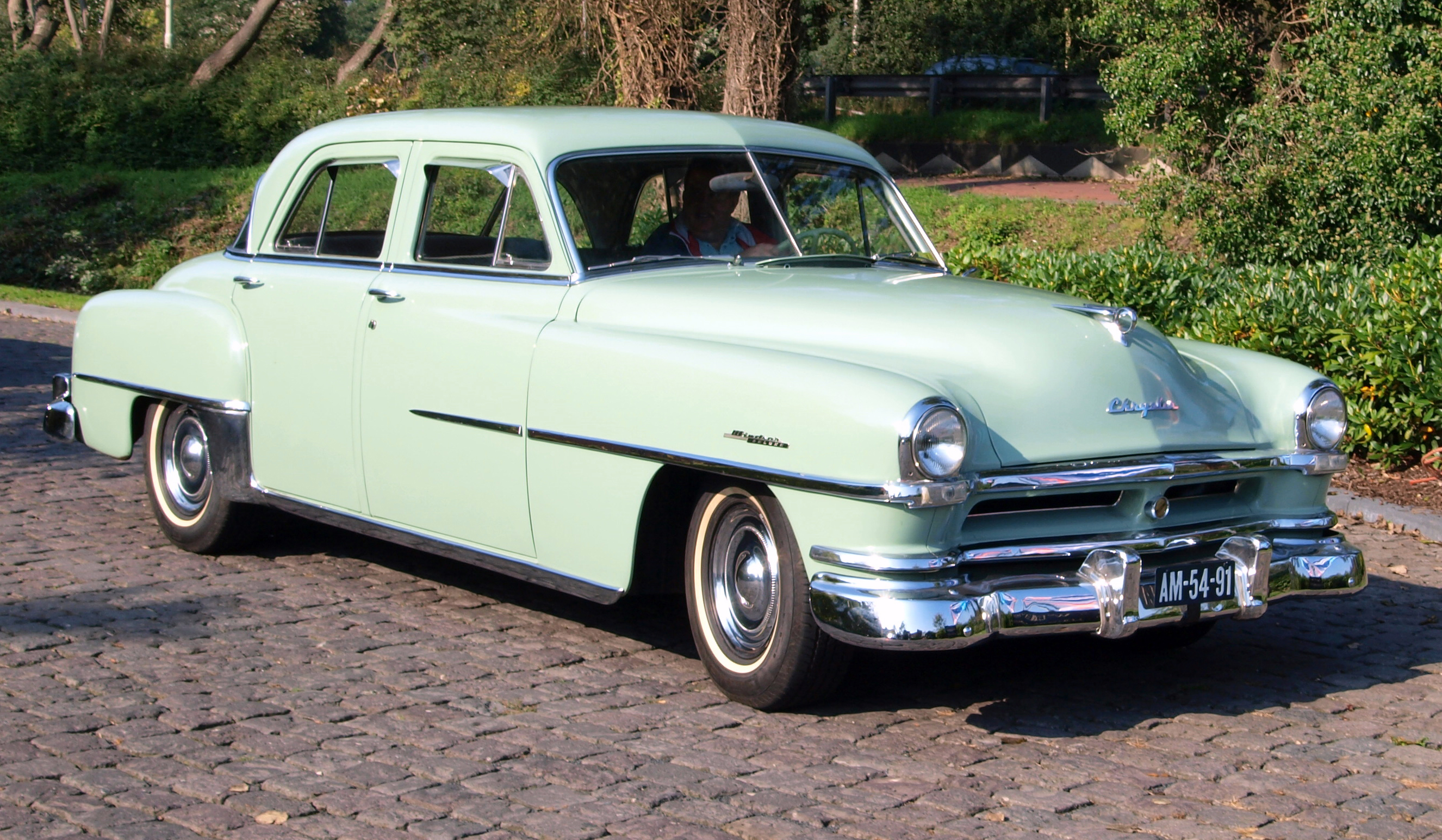 1952 Chrysler Windsor #5