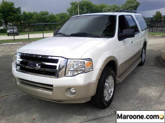 2009 Ford Expedition El #8