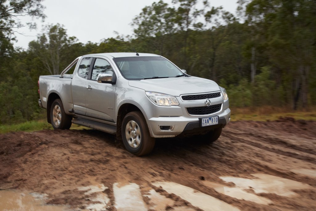 2012 Holden Colorado #11