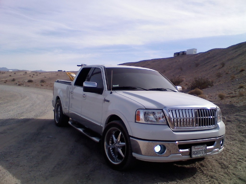 2007 Lincoln Mark Lt #8