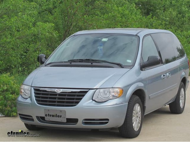 2005 Chrysler Town And Country #10