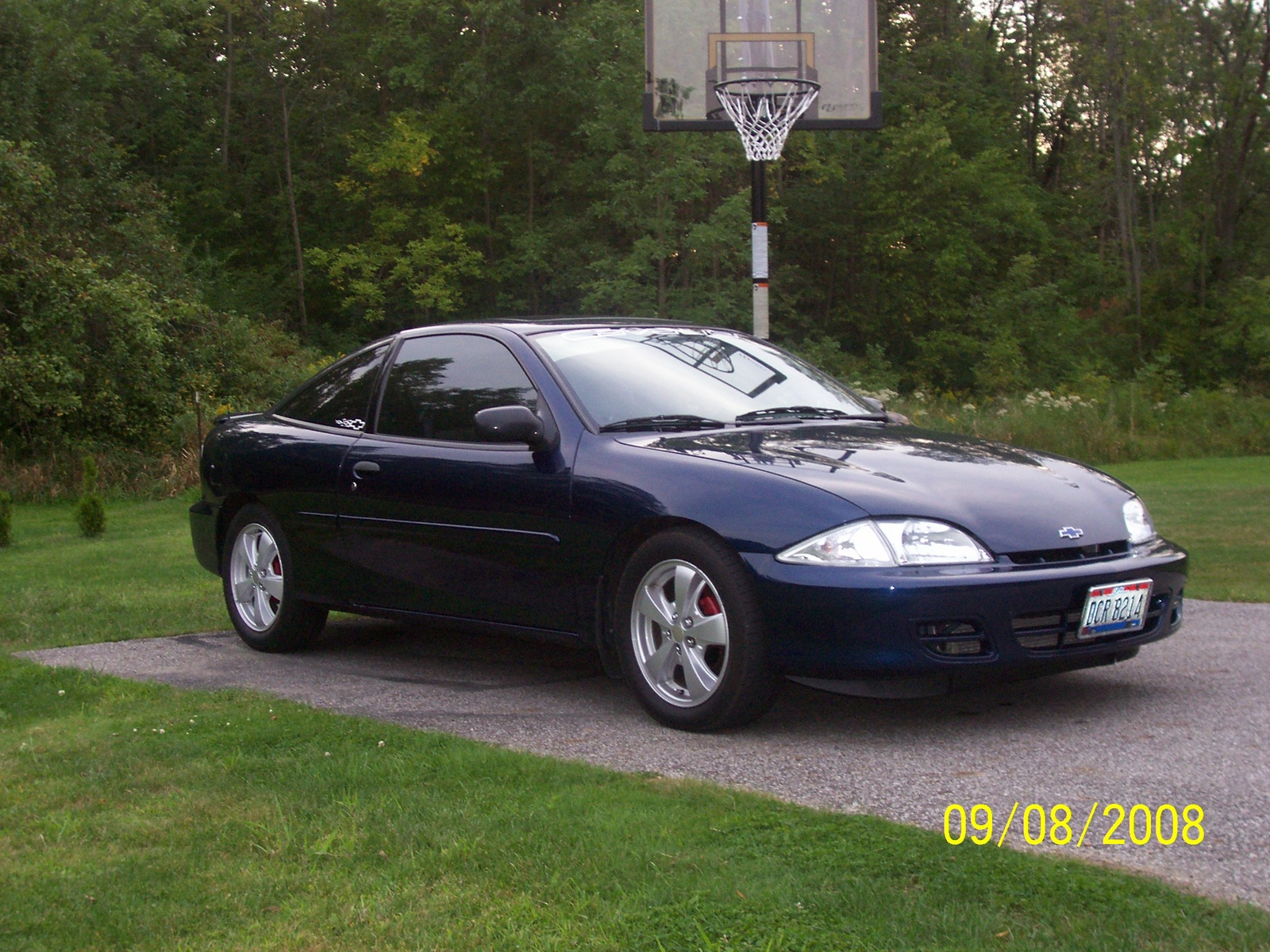 2001 Chevrolet Cavalier Photos Informations Articles