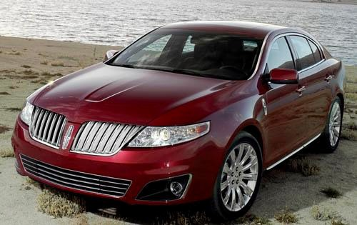 2009 Lincoln Mkz #5
