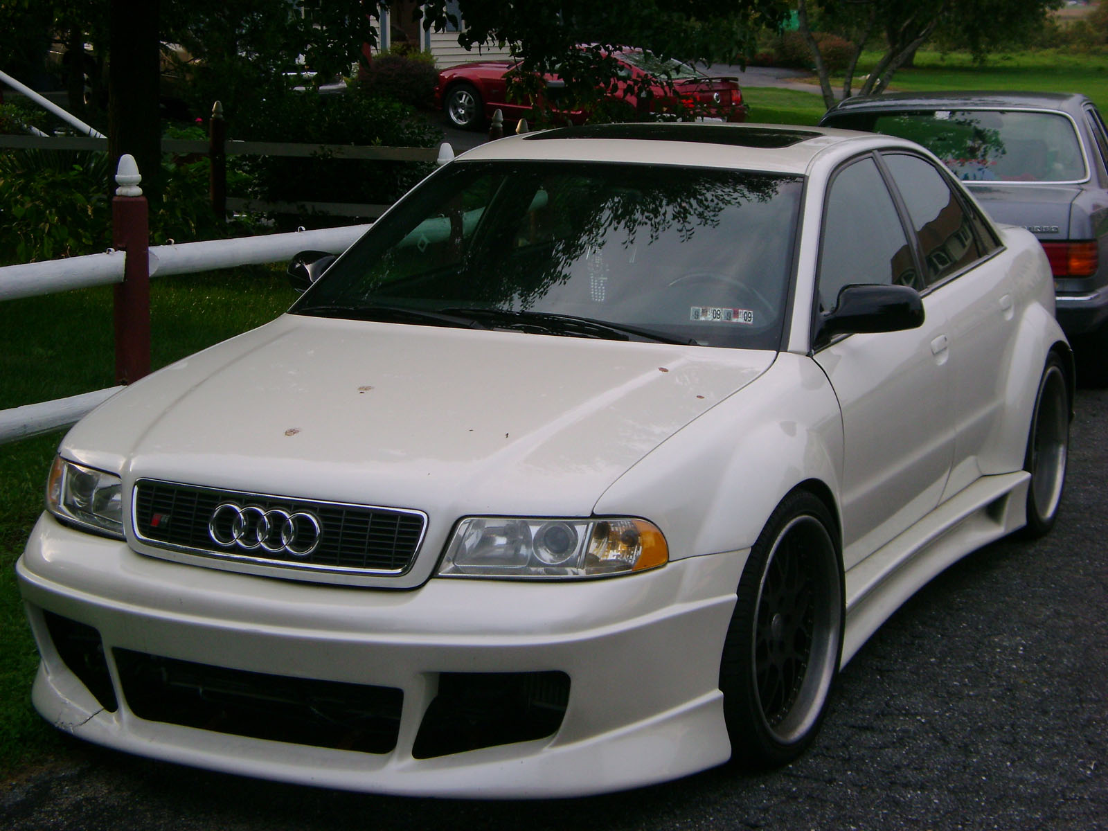 2000 Audi S4 Photos  Informations  Articles
