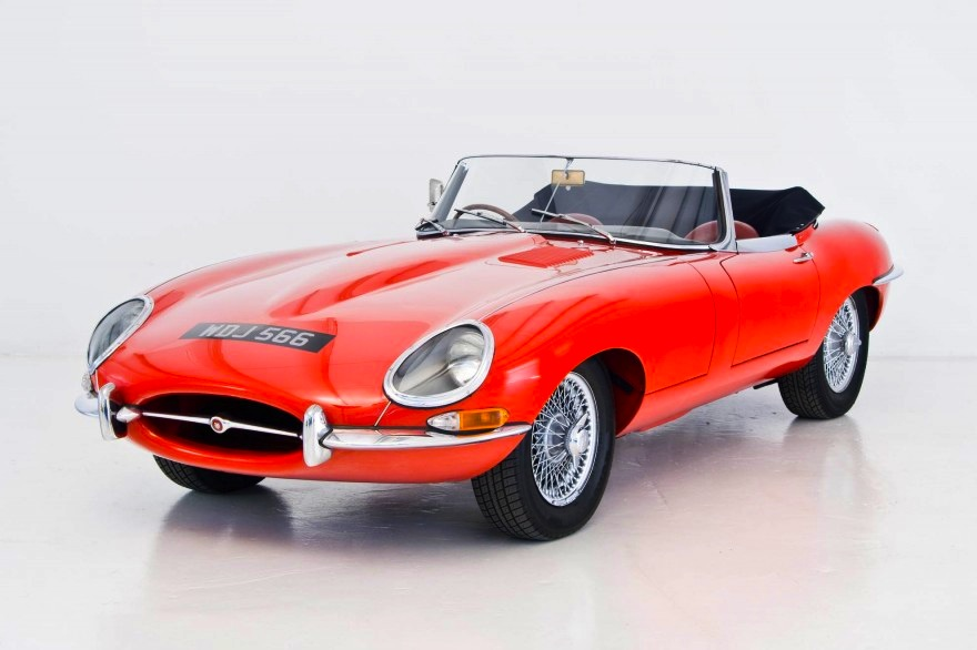 1964 Jaguar E-Type #14