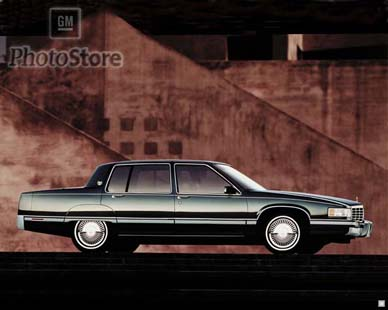 1993 Cadillac Sixty Special #3