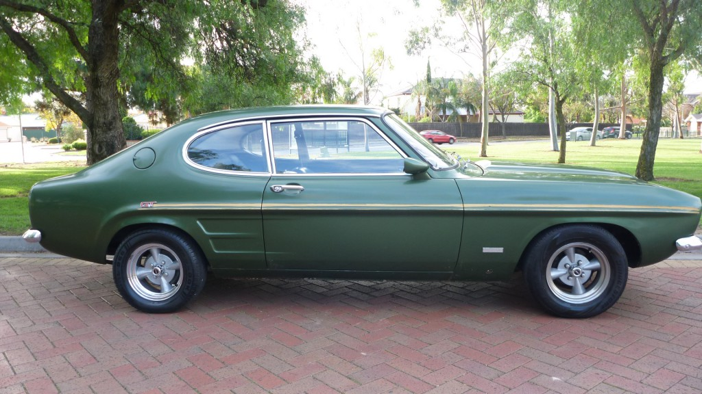 1970 Ford Capri Photos, Informations, Articles ...