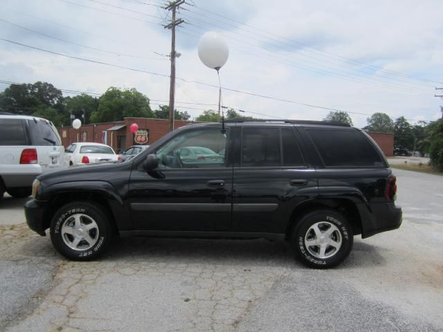 2005 Chevrolet Trailblazer #13