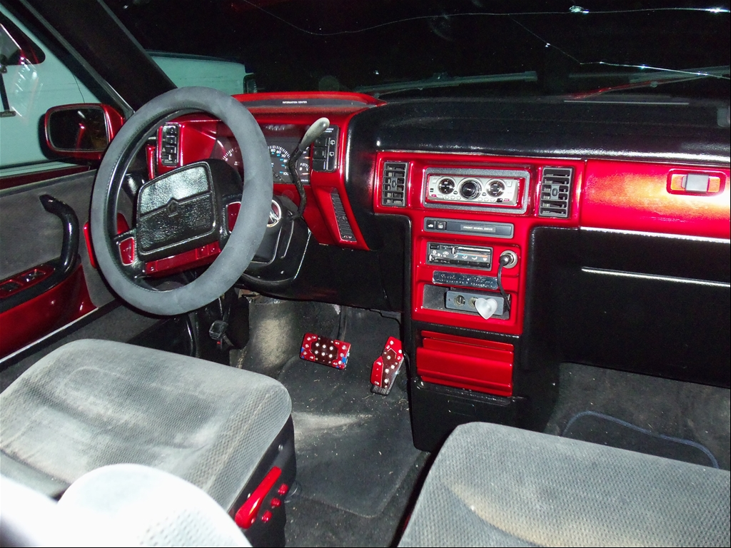 1992 Plymouth Voyager #14