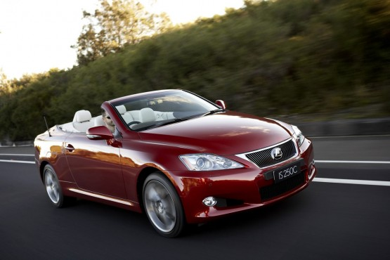 Lexus Is 250 C #10
