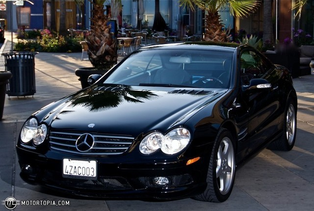 2003 Mercedes Benz SL #15