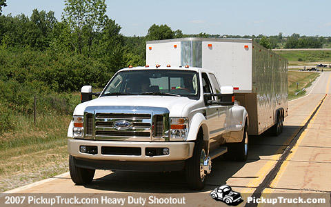 2007 Ford F-450 #11