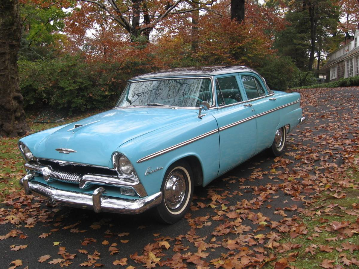 1955 Plymouth Belvedere #7