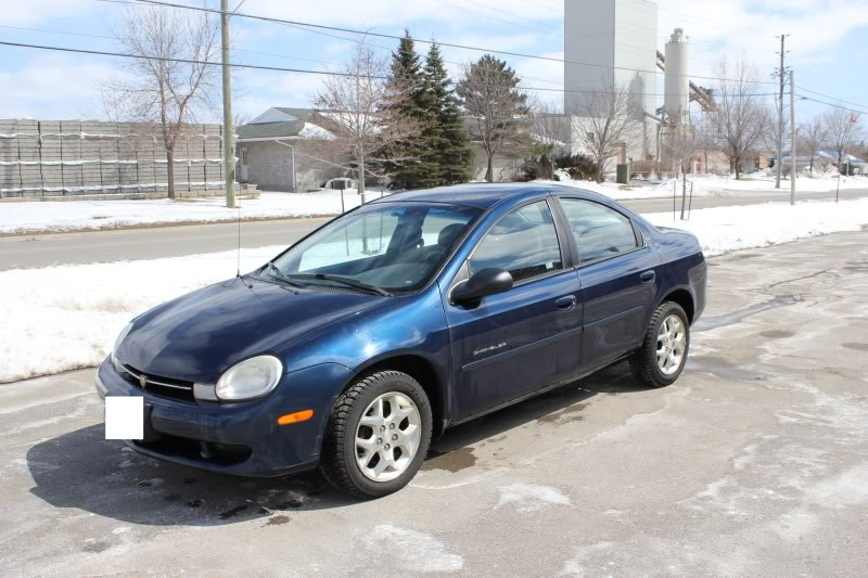 2000 Chrysler Neon #11