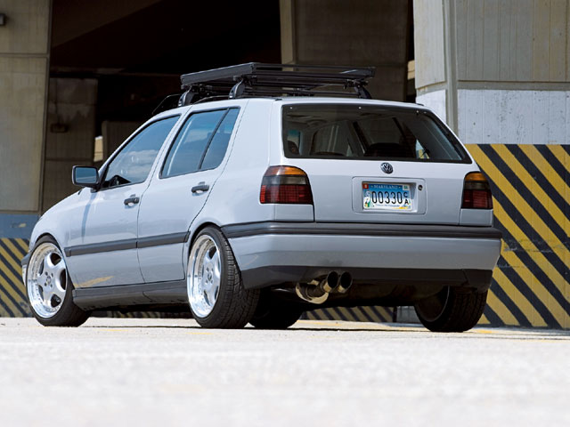 1995 Volkswagen Golf #7