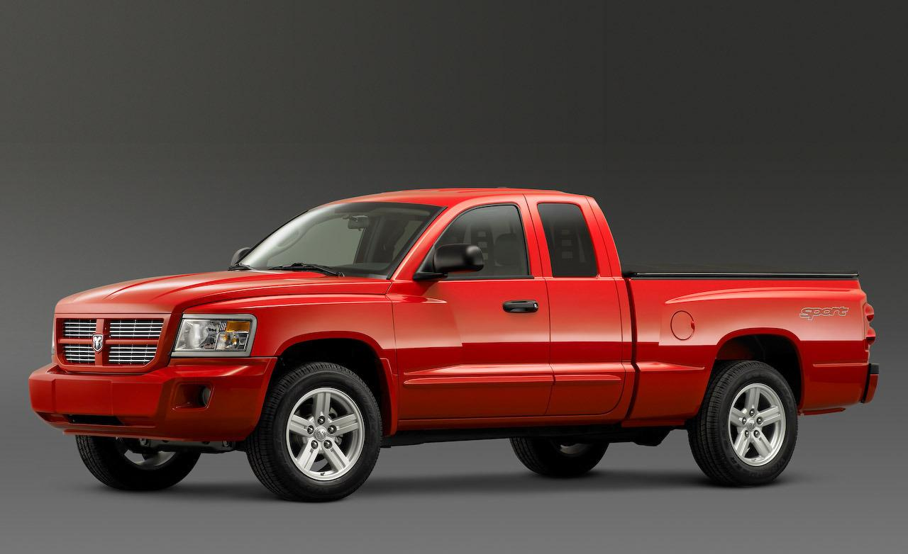 2009 Dodge Dakota #8