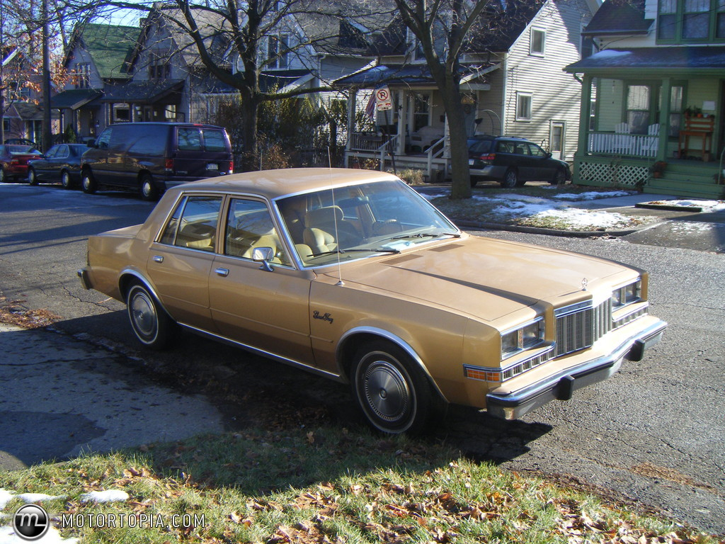 1985 Plymouth Gran Fury #2