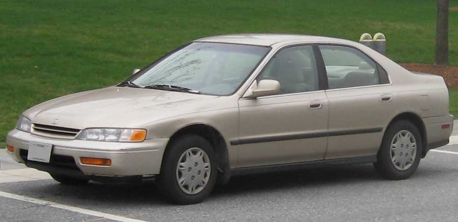 1995 Honda Accord #7