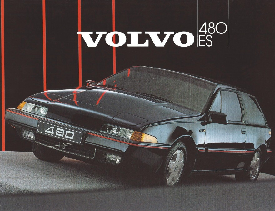 1991 Volvo 480 Photos Informations Articles Bestcarmag Com