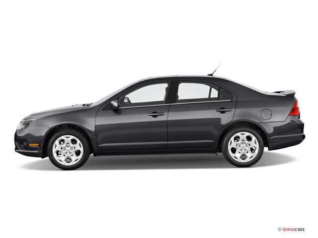 2011 Ford Fusion #2