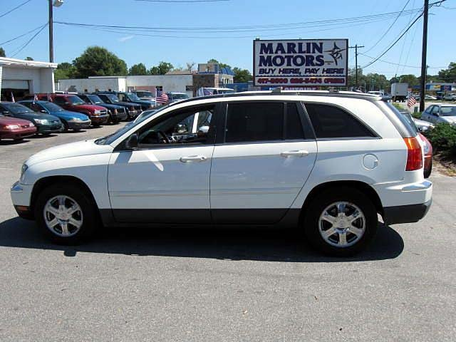 2005 Chrysler Pacifica #7
