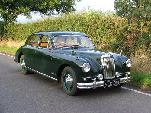 1955 Riley Pathfinder #1