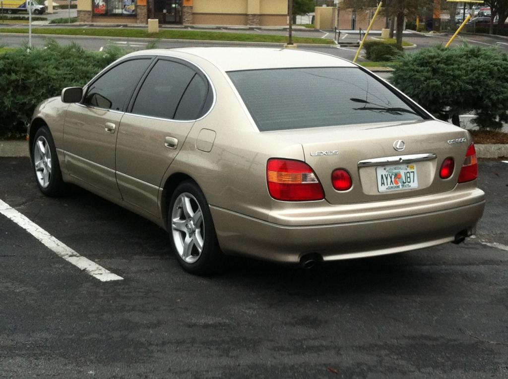 2000 Lexus IS #7