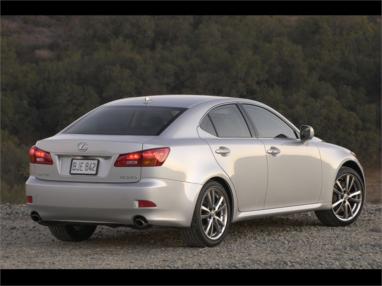 2008 Lexus IS #3