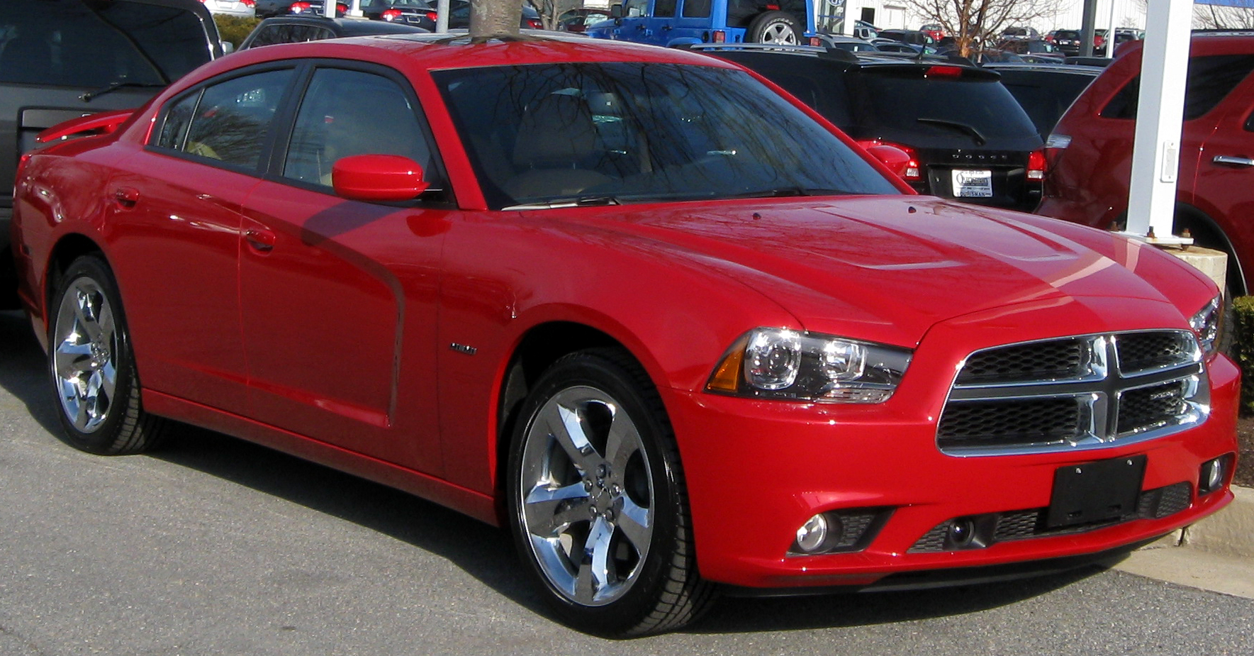 Dodge Charger #9