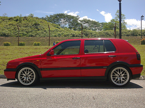 1998 Volkswagen Golf #13
