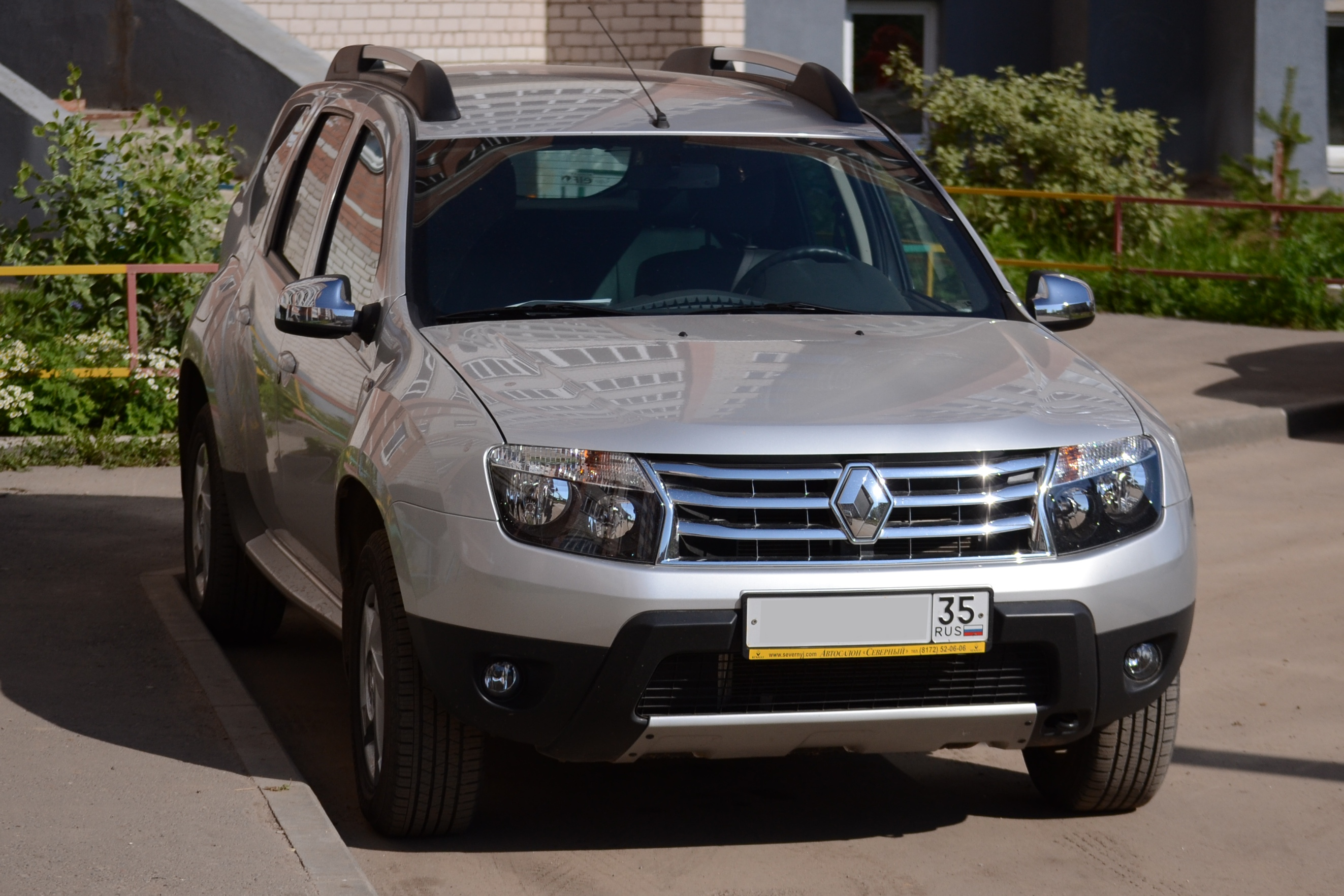 Renault Duster #7
