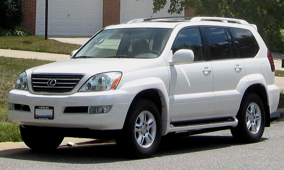 2007 lexus gx 470 photos informations articles. Black Bedroom Furniture Sets. Home Design Ideas