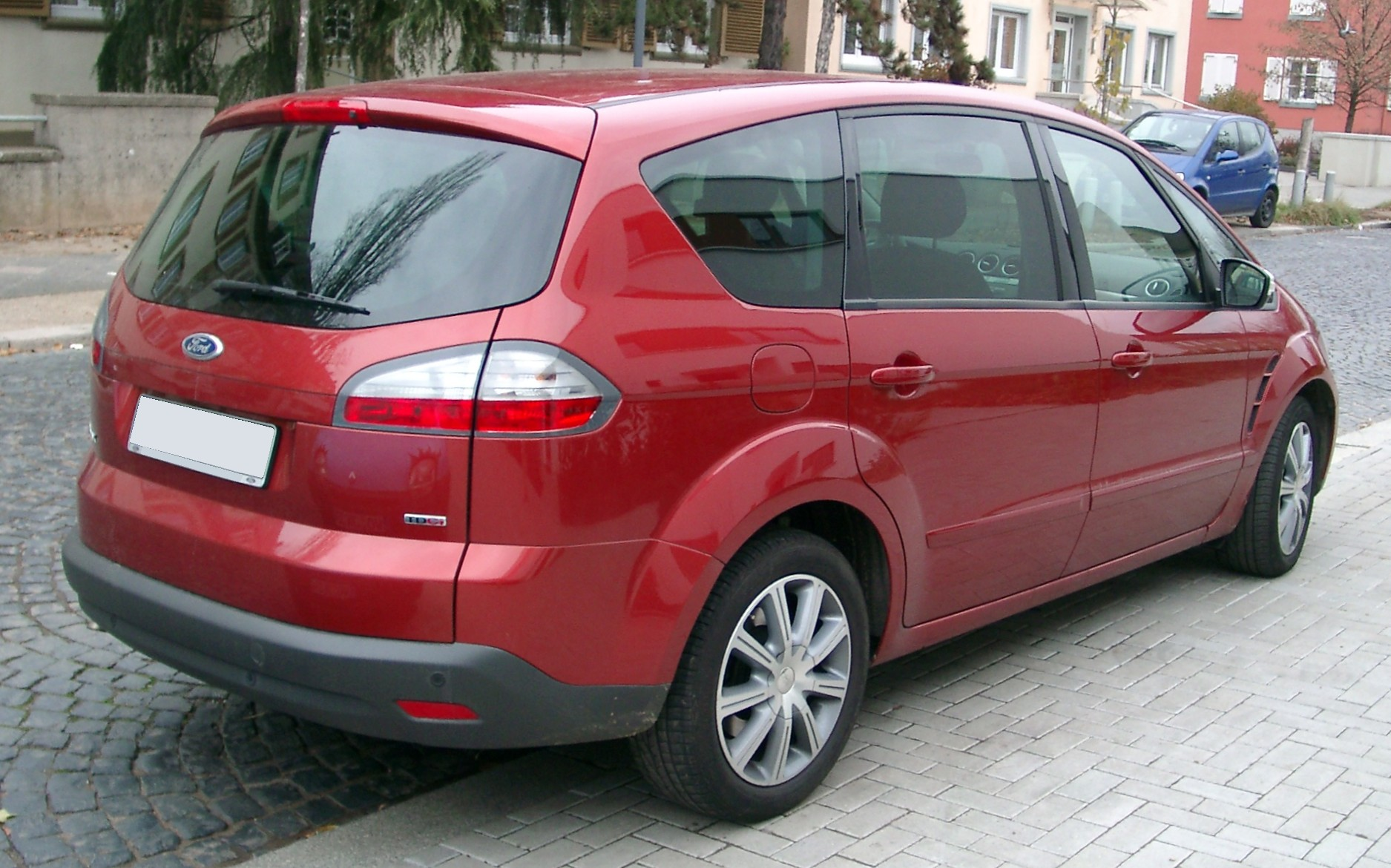 2007 ford s max photos informations articles. Black Bedroom Furniture Sets. Home Design Ideas