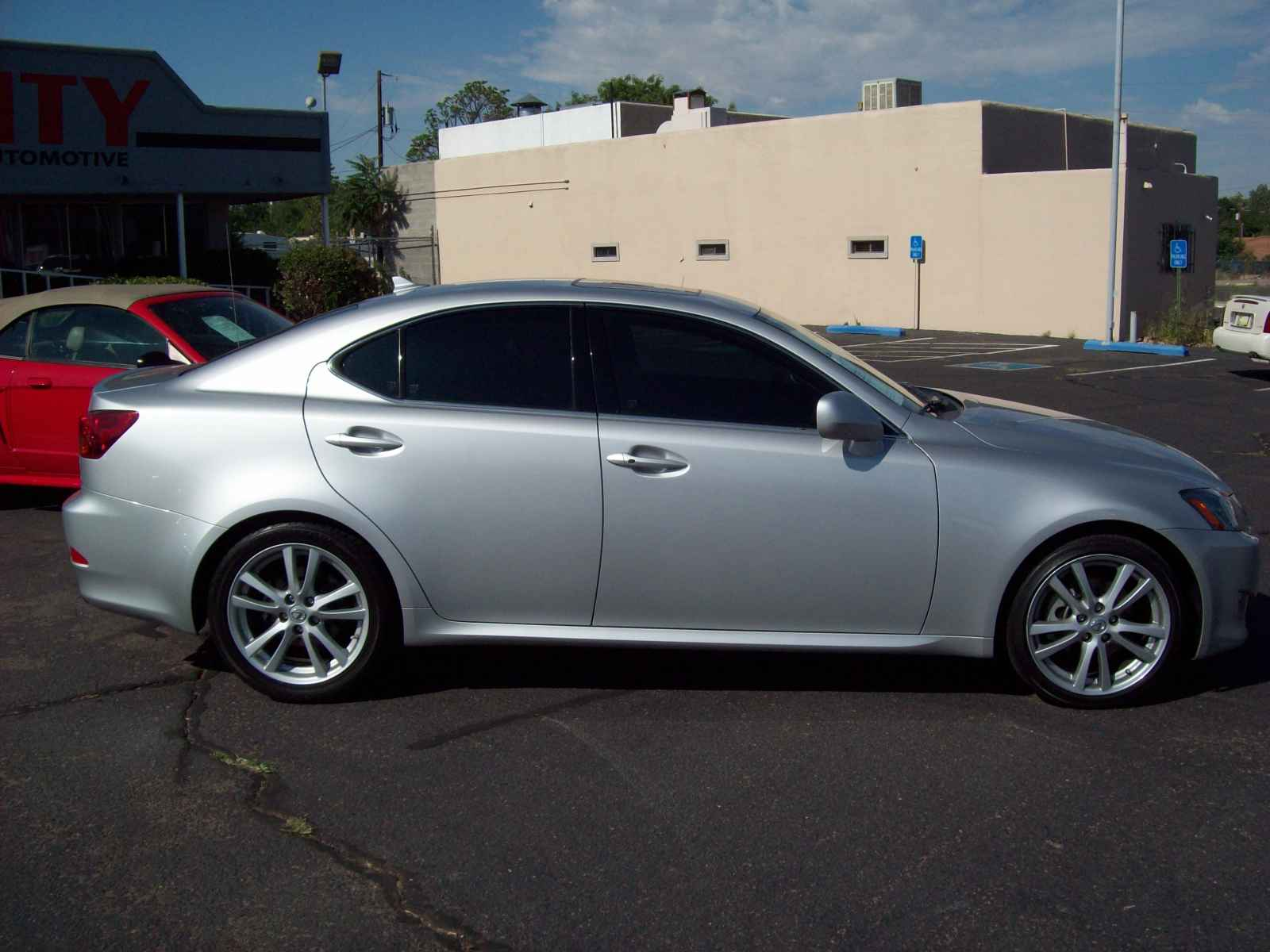 2007 Lexus IS #5
