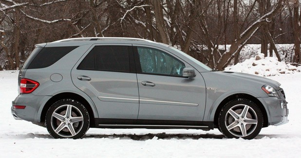 2011 Mercedes-Benz ML #7