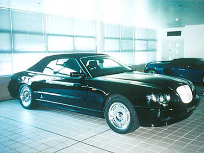1995 Bentley Java #1