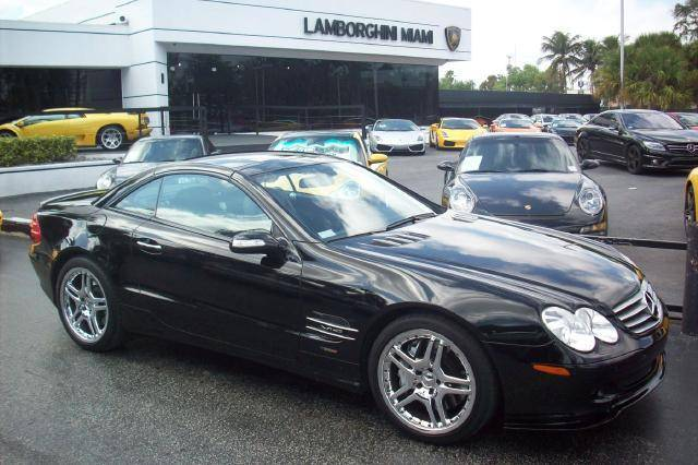 2006 Mercedes-Benz SL #8