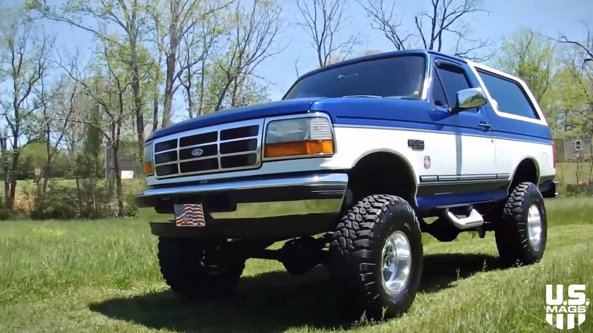 1996 Ford Bronco #15