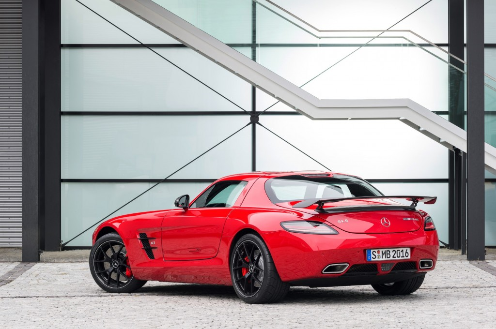 2015 Mercedes-Benz Sls Amg Gt Final Edition #12