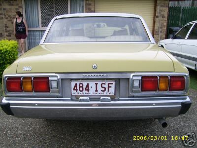 1976 Toyota Crown #6