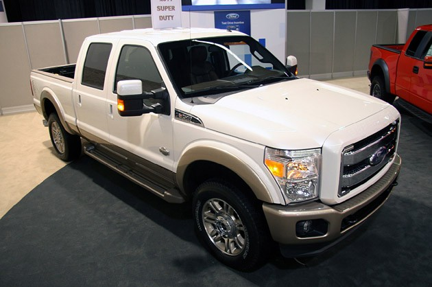 2011 Ford F-350 Super Duty #10