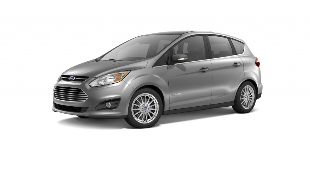 2013 Ford C-MAX #3
