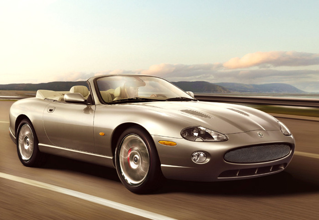 2005 Jaguar Xk-series #2