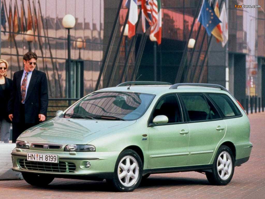 Fiat Marea Weekend #17