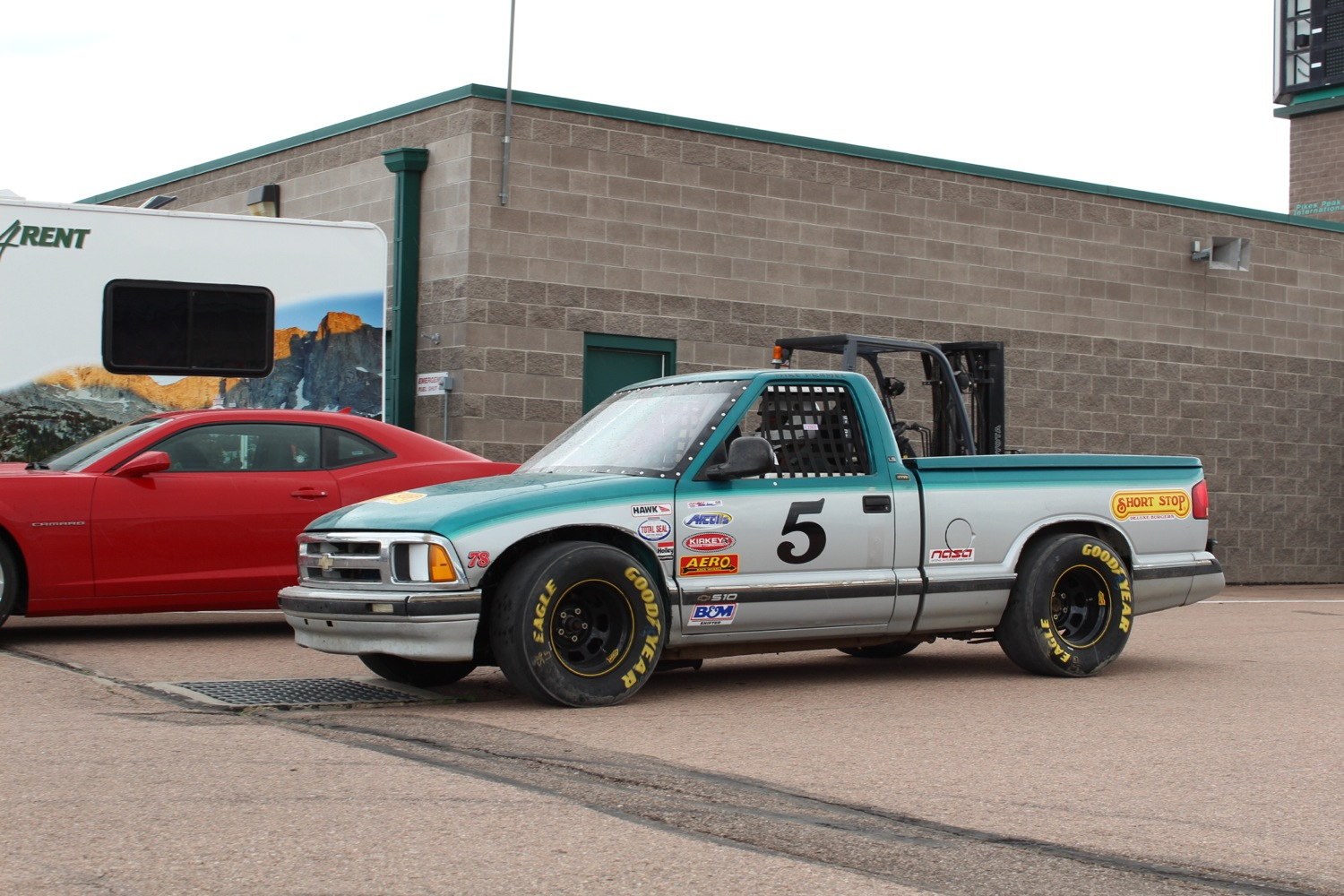 Chevrolet S 10 Photos Informations Articles 1998 Chevy Wiring Diagram 15